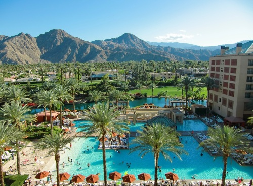 Renaissance Indian Wells Pool