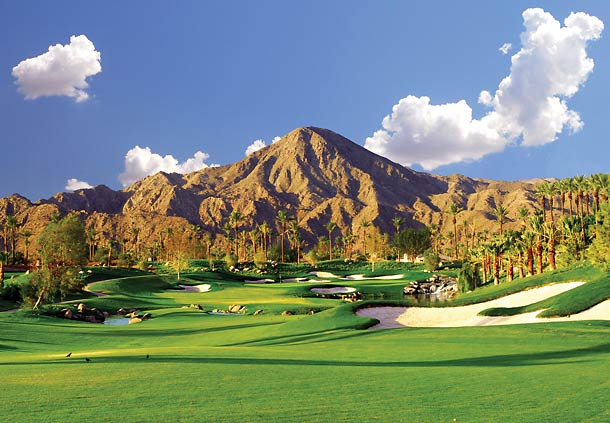 Golf in Indian Wells